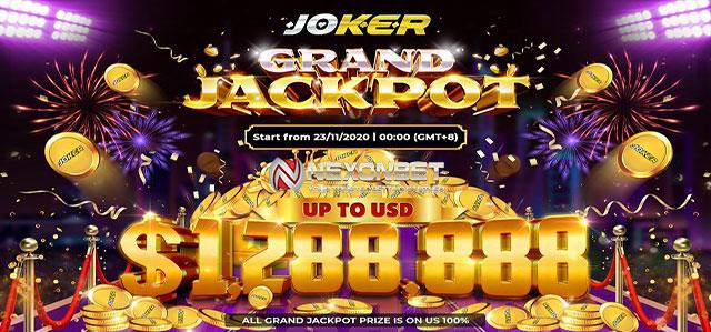 Joker Grand Jackpot Bonus